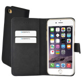 Mobiparts Premium Wallet TPU Case Apple iPhone 6/6S Black