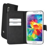 Mobiparts Premium Wallet TPU Case Samsung Galaxy S5 / S5 Plus / S5 Neo Black