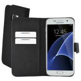 Mobiparts Premium Wallet TPU Case Samsung Galaxy S7 Black