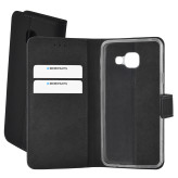 Mobiparts Premium Wallet TPU Case Samsung Galaxy A3 (2016) Black