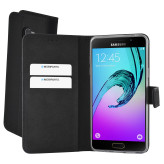 Mobiparts Premium Wallet TPU Case Samsung Galaxy A5 (2016) Black
