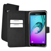 Mobiparts Premium Wallet TPU Case Samsung Galaxy J3 (2016) Black