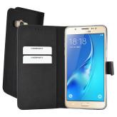 Mobiparts Premium Wallet TPU Case Samsung Galaxy J5 (2016) Black