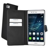 Mobiparts Premium Wallet TPU Case Huawei P9 Black