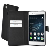 Mobiparts Premium Wallet TPU Case Huawei P9 Lite Black