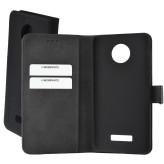 Mobiparts Premium Wallet Case Motorola Moto Z Black