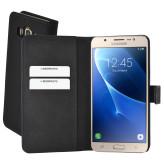 Mobiparts Premium Wallet Case Samsung Galaxy J7 (2016) Black