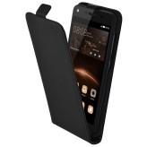 Mobiparts Premium Flip Case Huawei Y5 II / Y6 II Compact Black