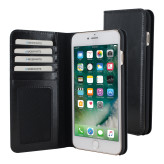 Mobiparts Excellent Wallet Case Apple iPhone 7 Plus/8 Plus Jade Black