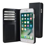 Mobiparts Excellent Wallet Case Apple iPhone 7 Plus/8 Plus Jade Black