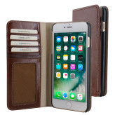 Mobiparts Excellent Wallet Case Apple iPhone 7 Plus/8 Plus Oaked Cognac