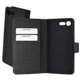 Mobiparts Premium Wallet Case Sony Xperia X Compact Black