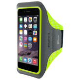 Mobiparts Comfort Fit Sport Armband Apple iPhone 7 Plus Neon Green