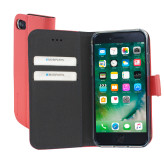 Mobiparts Premium Wallet TPU Case Apple iPhone 7/8 Peach Pink