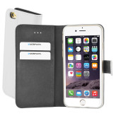 Mobiparts Premium Wallet TPU Case Apple iPhone 6/6S White