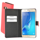 Mobiparts Premium Wallet TPU Case Samsung Galaxy J5 (2016) Peach Pink