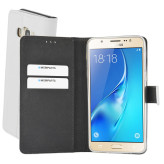 Mobiparts Premium Wallet TPU Case Samsung Galaxy J5 (2016) White