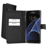 Mobiparts Premium Wallet TPU Case Samsung Galaxy S7 Edge Black