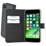 Mobiparts Premium Wallet TPU Case Apple iPhone 7/8 Space Gray