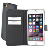 Mobiparts Premium Wallet TPU Case Apple iPhone 6/6S Space Gray