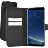 Mobiparts Premium Wallet TPU Case Samsung Galaxy S8 Black
