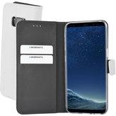 Mobiparts Premium Wallet TPU Case Samsung Galaxy S8 White