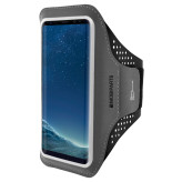 Mobiparts Comfort Fit Sport Armband Samsung Galaxy S8 Black