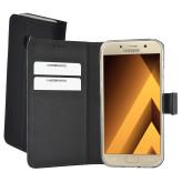 Mobiparts Premium Wallet TPU Case Samsung Galaxy A3 (2017) Black
