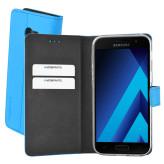 Mobiparts Premium Wallet TPU Case Samsung Galaxy A5 (2017) Light Blue