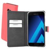 Mobiparts Premium Wallet TPU Case Samsung Galaxy A5 (2017) Peach Pink