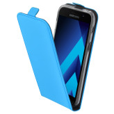 Mobiparts Premium Flip TPU Case Samsung Galaxy A5 (2017) Light Blue