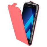 Mobiparts Premium Flip TPU Case Samsung Galaxy A5 (2017) Peach Pink