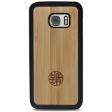 Reveal Zen Garden Bamboo Case Samsung Galaxy S7