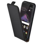 Mobiparts Essential Flip Case Huawei P8 Lite (2017) Black