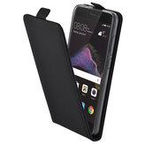 Mobiparts Premium Flip TPU Case Huawei P8 Lite (2017) Black