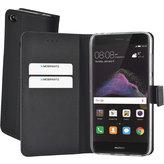 Mobiparts Premium Wallet TPU Case Huawei P8 Lite (2017) Black