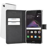 Mobiparts Premium Wallet TPU Case Huawei P8 Lite (2017) White