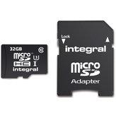 Integral MicroSD 32GB 4k + Adapter (95MB/s Class 10)