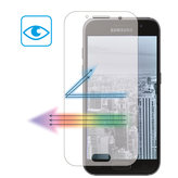 Mobiparts Tempered Glass Anti Blue Light Samsung Galaxy A3 (2017)