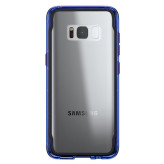 Griffin Survivor Clear Samsung Galaxy S8 Blue/Black
