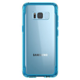 Griffin Survivor Clear Samsung Galaxy S8 Coral Blue