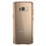Griffin Survivor Clear Samsung Galaxy S8 Gold