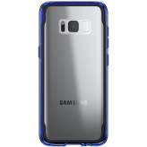 Griffin Survivor Clear Samsung Galaxy S8 Plus Blue/Black