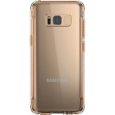 Griffin Survivor Clear Samsung Galaxy S8 Plus Gold