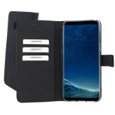 Mobiparts Premium Wallet TPU Case Samsung Galaxy S8 Plus Black