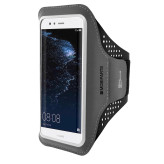 Mobiparts Comfort Fit Sport Armband Huawei P10 Lite Black