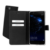 Mobiparts Premium Wallet TPU Case Huawei P10 Black