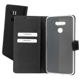 Mobiparts Premium Wallet TPU Case LG G6 Black