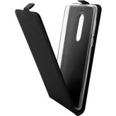 Mobiparts Premium Flip TPU Case Nokia 5 Black