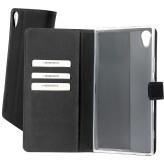 Mobiparts Premium Wallet TPU Case Sony Xperia XA1 Ultra Black